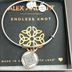 Alex and Ani Endless Knot